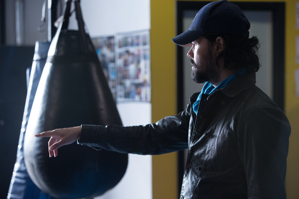 RAG DOLL mma movie by Bailey Kobe directs fight action sequence