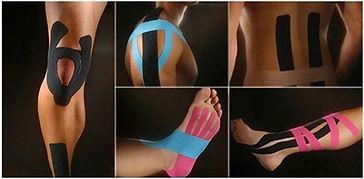 taping tonus musculaire