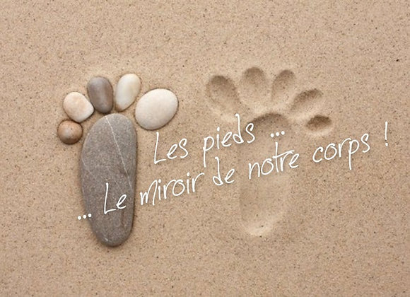 Bon cadeau Massage Zones réflexes du pied - CarpeDiem Wellness Avry-sur-Matran