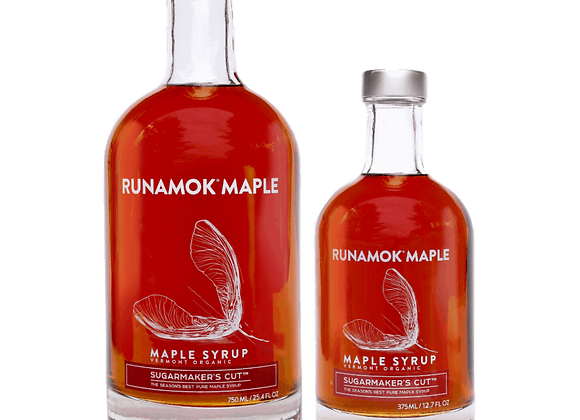 Runamok Sugarmaker's Vermont Maple Syrup 12.7 oz