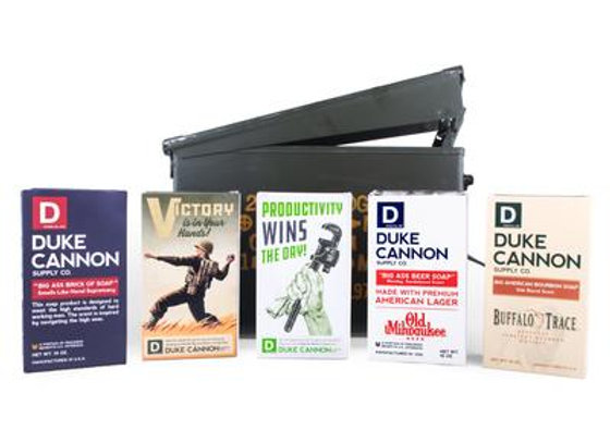 Limited Edition Ammo Can Gift Set