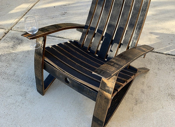 Adirondack Chairs - Bourbon Barrel Staves