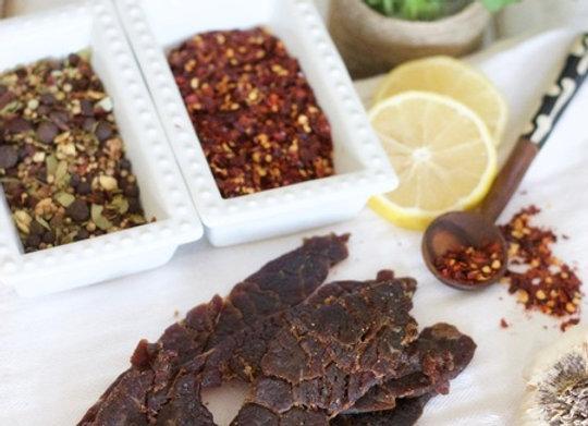 Sage Harvest - Sweet & Spicy Beef Brisket 4 oz. package