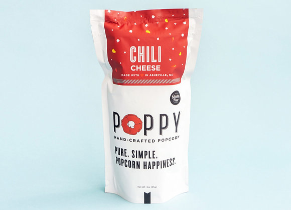 Poppy Chili Cheese Market Bag 3boz