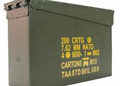Duke Cannon Ammo Box (box only)