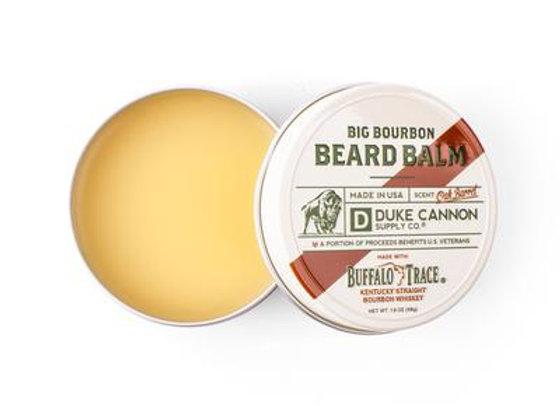 Duke Cannon Big Bourbon Beard Balm  1.6 oz puck