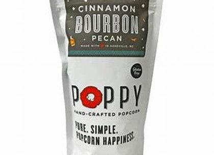 Poppy  Cinnamon Bourbon Pecan Popcorn Bag 9.25 oz.