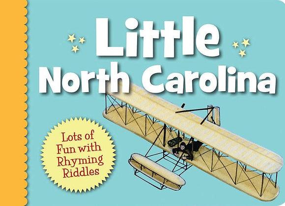 Little North Carolina board book