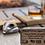 Thumbnail: Bourbon barrel American Flag Cigar Cutter with tin case