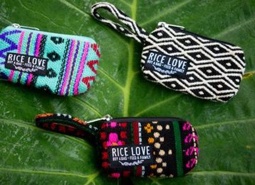 Rice Love Wallet - Various Designs