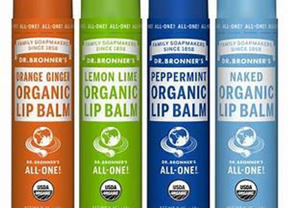 Dr. Bronner's Lip Balm - variety