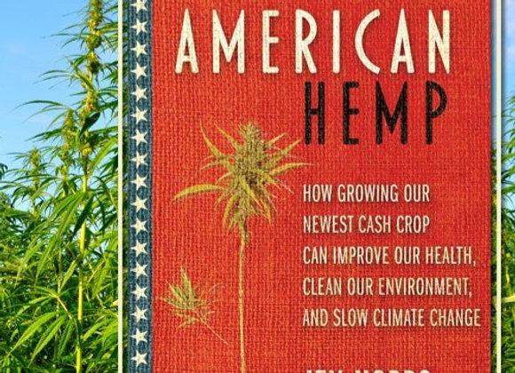 American Hemp Book by Jen Hobbs