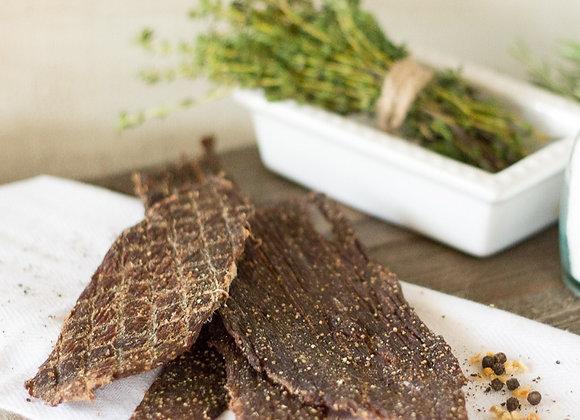 Sage Harvest - Slab Beef Jerky 4 oz. package