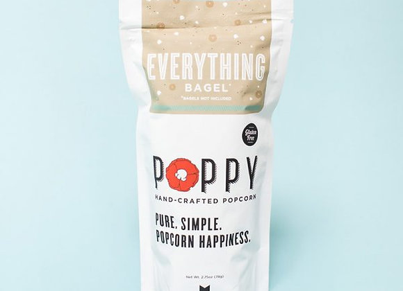 Poppy Everything Bagel Popcorn Market Bag 9oz