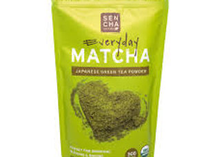Sencha Everyday Matcha Japanese Green Tea Powder