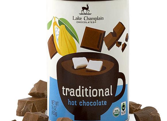 Organic Hot Chocolate or Marshmallow Hot Chocolate 16 oz.