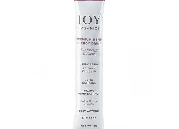 Joy Organics CBD Energy Happy Berry Mix - Single Packet