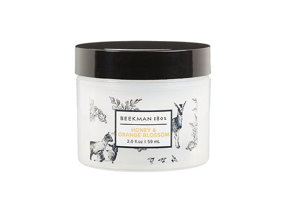 Beekman 2oz Whipped Body Cream - Various Scents