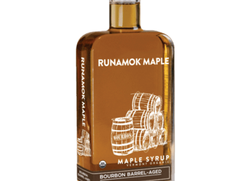 Runamok Barrel-Aged Organic Maple Syrup (Variety)