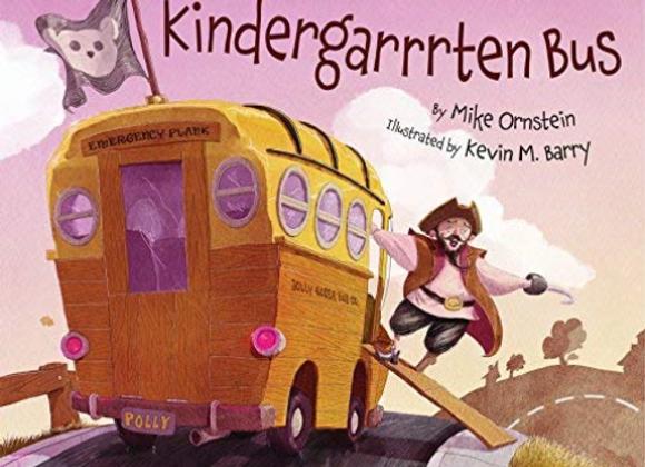 Kindergarten Bus Hardcover (Mike Ornstein)