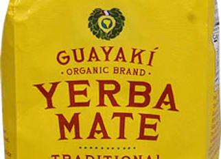 Guayaki Organic Brand Yerba Mate Tea Bags/Loose Leaf