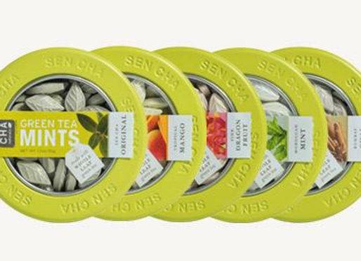 Sencha Naturals Green Tea Mints (Various Flavors)