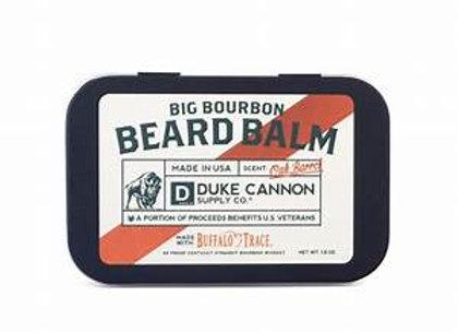 Duke Cannon Big Bourbon Beard Balm  1.6 oz Tin