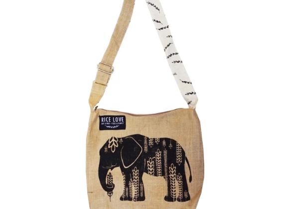 Rice Love Crossbody bag - Elephant