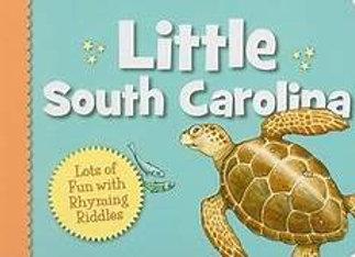 Little South Carolina board book