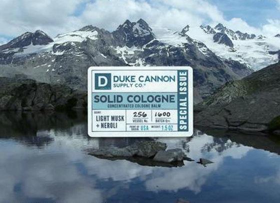 Duke Cannon Solid Cologne - 1.5 oz. Tin