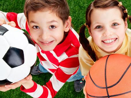 Prática de esportes: protegendo os dentes