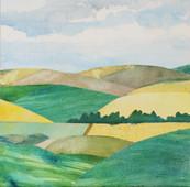 Touchet Valley Spring 2