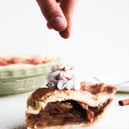 Classic Vegan Apple Pie
