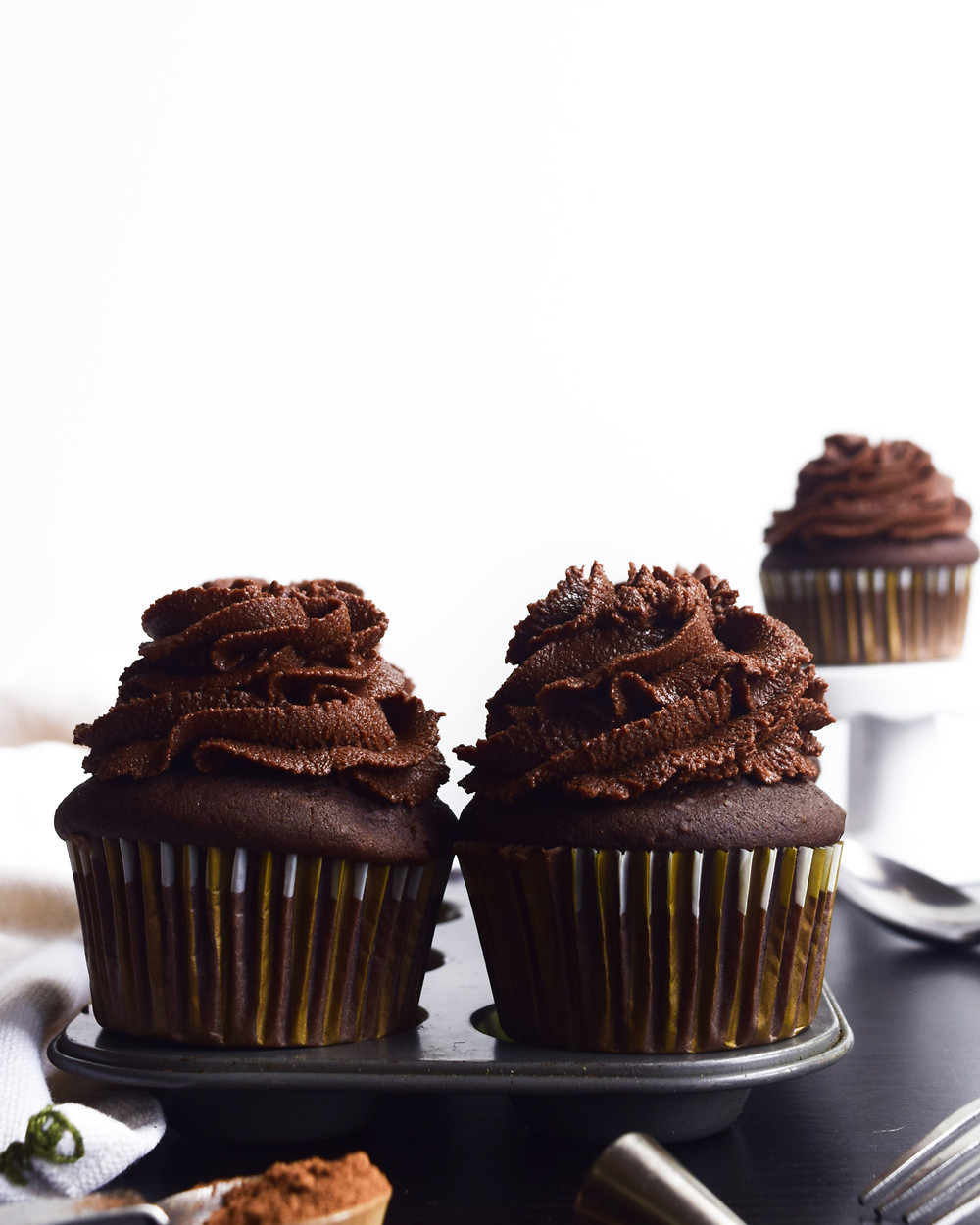 Best Vegan Chocolate Cupcakes