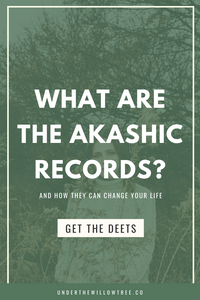 What are the heck are the Akashic Records?