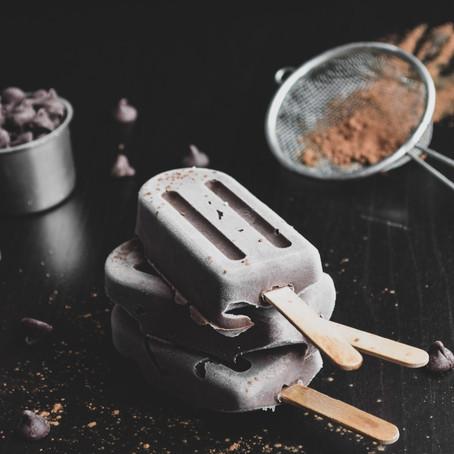 Homemade Pudding Popsicles (Vegan & Gluten-Free)