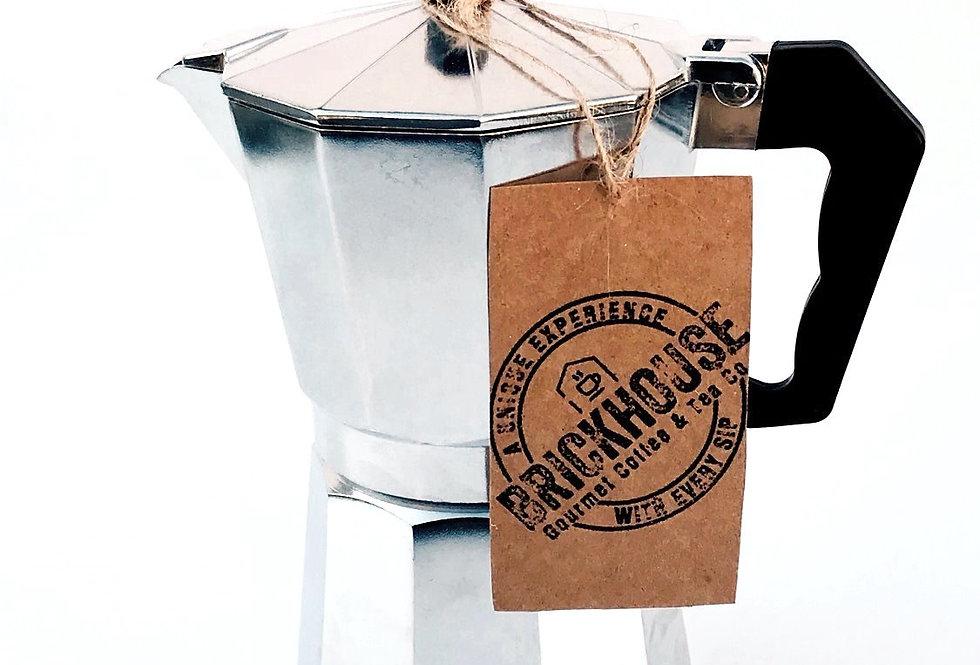 Stovetop Espresso Coffee Maker