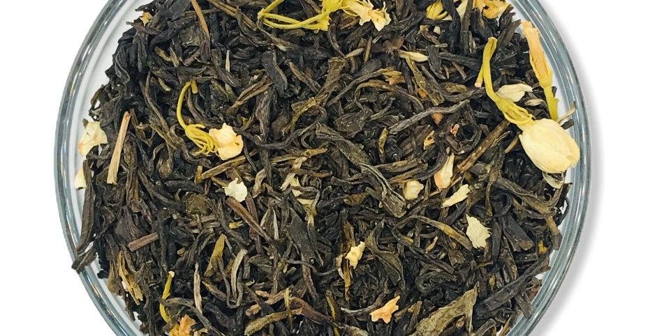 Jasmine Flowers Green Tea