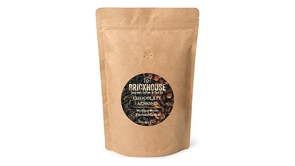 Chocolate Almond Flavored Coffee (Medium)