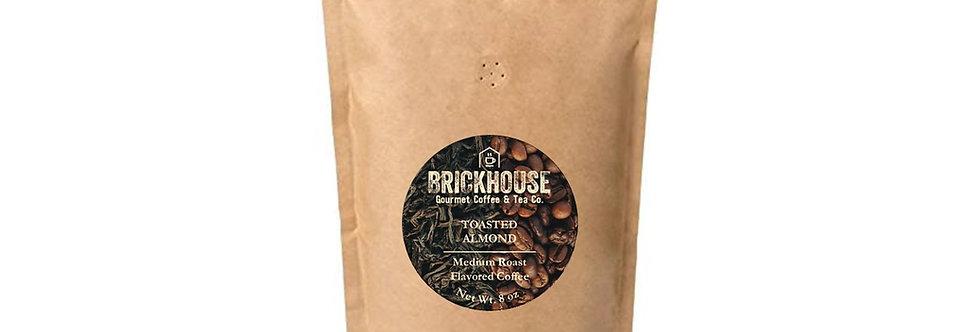 Toasted Almond Flavored Coffee (Medium)
