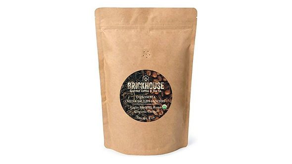 Colombia Mesa De Los Santos Organic Coffee (Light-Medium)