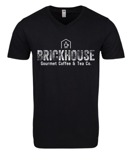 "Men's Classic T-Shirt ""Brickhouse"" - Black"