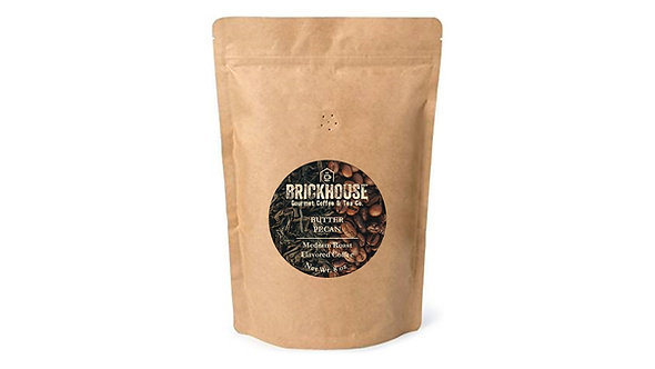 Butter Pecan Flavored Coffee (Medium)
