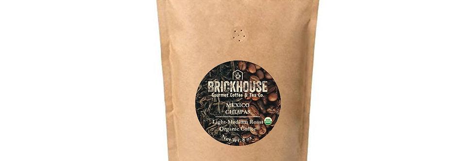 Mexico Chiapa Organic Coffee (Light-Medium)