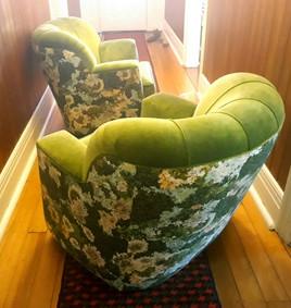 Lichen Armchairs