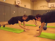 Partner- und Gruppentraining Fit Ruppin (Sport in Neuruppin)