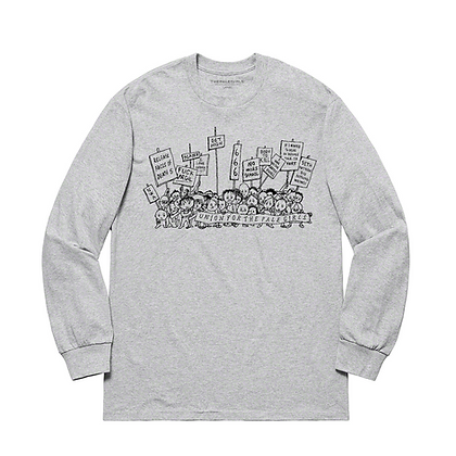 UNION LONG SLEEVE T-SHIRT