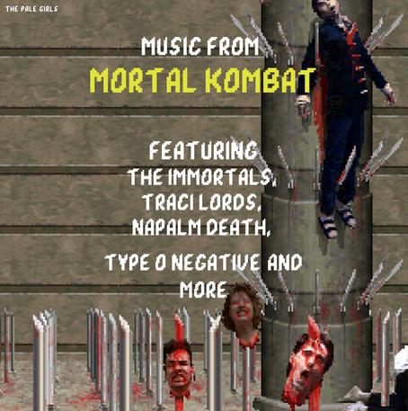 MUSIC FROM MORTAL KOMBAT