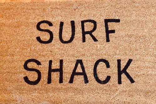 Surf Shack Door Mat