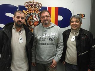 El sindicato de la Policía Nacional SUP se une a la Plataforma Zona Franca